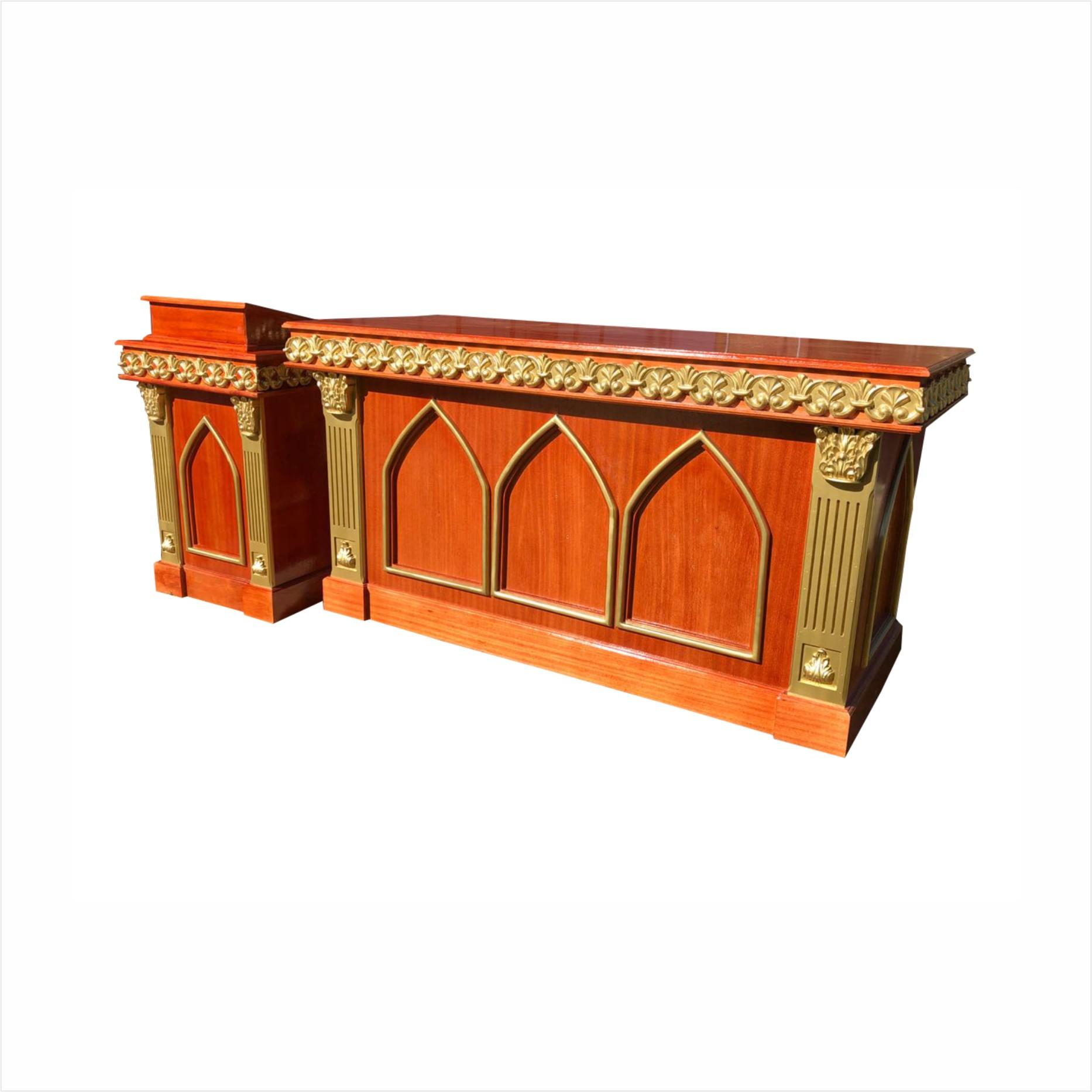 Altar Imperial + 1 Ambão Imperial SJOA06K